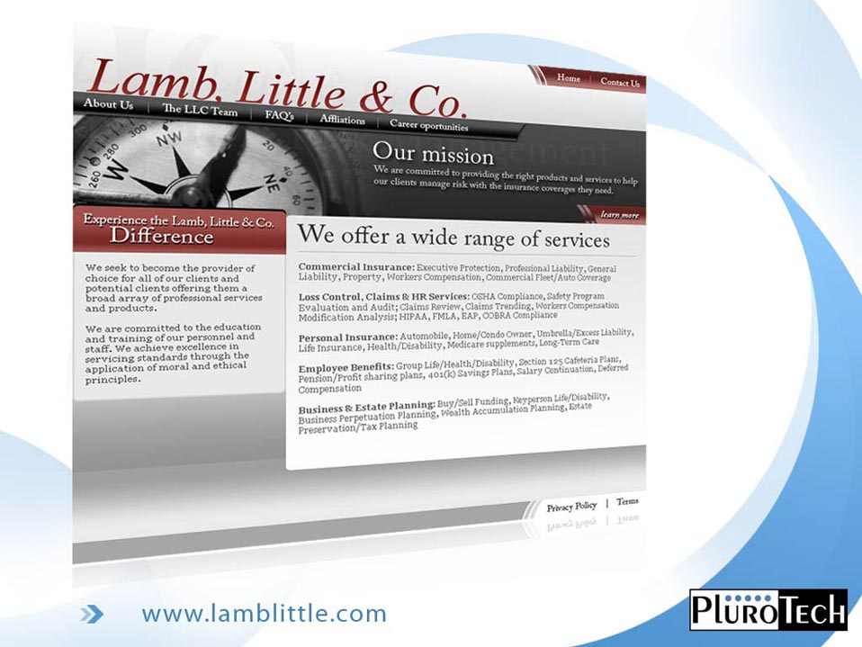 Website Design: www.lamblittle.com