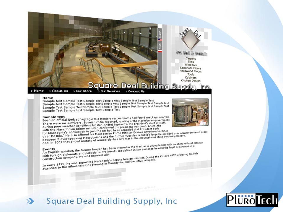 Square Deal Building Supply, Inc